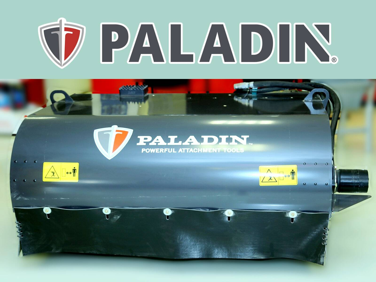 PALADIN ATTACHMENT Image